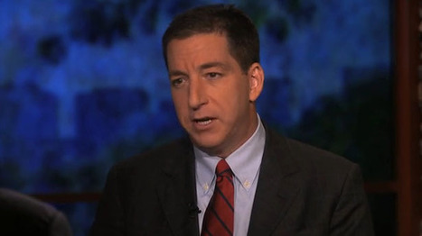 Glenn Greenwald: The New York Times 'helped to kill journalism as ... | Blogging | Scoop.it