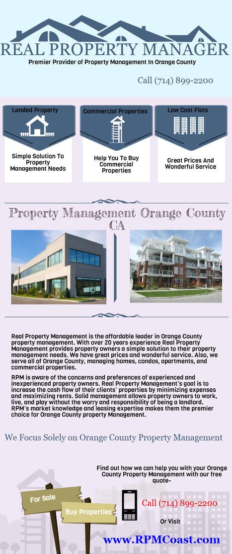Orange County Property Management | Orange County Property Management | Scoop.it
