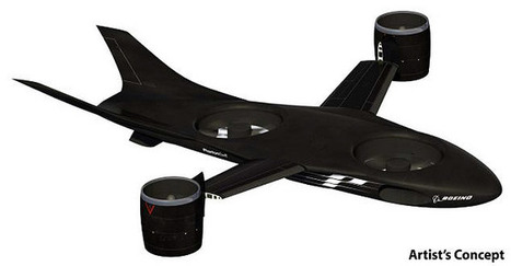 Plane-X - US military reveals aircraft of the future | smart cities | Scoop.it