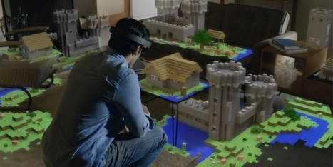Hologram Minecraft takes over your whole living room | 3D Virtual-Real Worlds: Ed Tech | Scoop.it