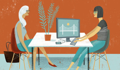 How to Approach the Generation Gap in the Workplace | Digital Natives | Scoop.it