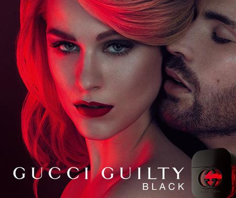Chris Evans ve Rachel Evan Wood in 'Gucci Guilty Black'   Trendler   Scoop.it
