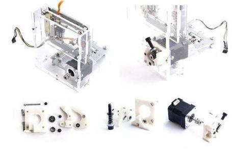 DIY : Construire une mini imprimante 3D pour moins de 50€ grâce à vos déchets électroniques   Fablabs_et_pedagogie   Scoop.it