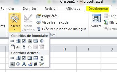 Excel : Améliorez vos présentations grâce aux contrôles de formulaires | Je, tu, il... nous ! | Scoop.it