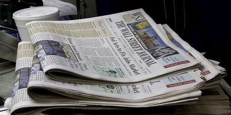 La presse occidentale s'enfonce dans la crise | DocPresseESJ | Scoop.it
