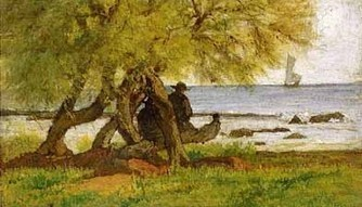 Les Macchiaioli au Musée de l'Orangerie | Looks -Pictures, Images, Visual Languages | Scoop.it