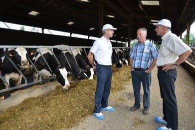 Fromarsac veut du lait plus « responsable » | Agriculture en Dordogne | Scoop.it