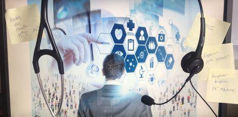 Transformation numérique, ubérisation : menaces ou opportunités pour lesecteur dela santé?   SHS recherche & innovation   Scoop.it