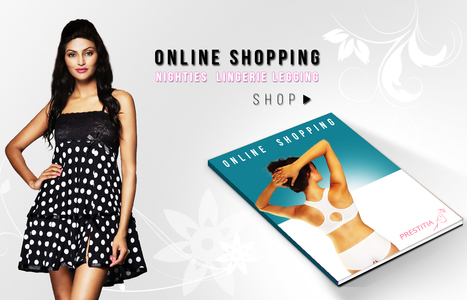 Online Nighties Lingeries and Legging Shopping | buy nightwear online india | Scoop.it