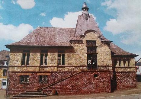 Montauban-de-Bretagne veut démolir l'ancienne mairie | L'observateur du patrimoine | Scoop.it
