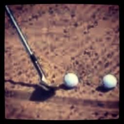 » Bola en bunker interfiere   golf   Scoop.it