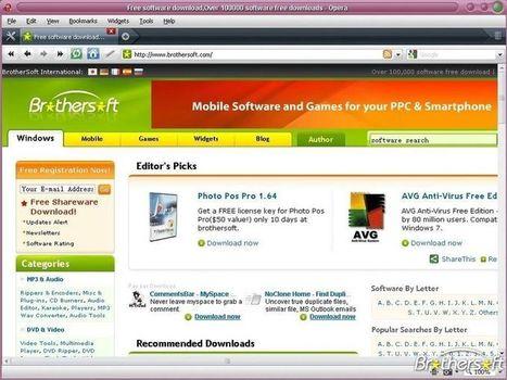 Opera (navegador) la Historia | Manejo de Sistemas de Informacion | Scoop.it