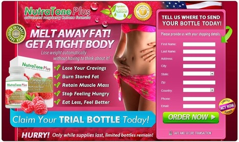 Nutra Tone Plus Review - Risk Free Trial | natural nutra tone plus | Scoop.it