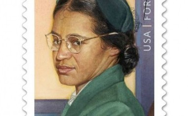 Rosa Parks Forever Stamp to be Released Today, Honored at King Center | Non-Violence | Scoop.it