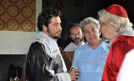 Richelieu en tournage au château de Bourdeilles - Aqui! | dordogne - perigord | Scoop.it