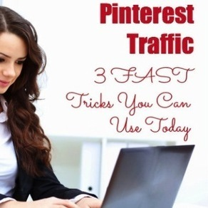 Pinterest Traffic Tips | Social Media Today | Pinterest | Scoop.it
