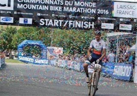 BTT - Tiago Ferreira é campeão do Mundo de Maratonas BTT (XCM) | Portugal faz bem! | Scoop.it