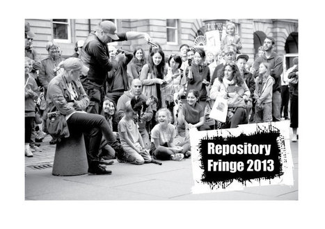 Repository Fringe 2013 | The Original Repositories Unconference | 31st July to 2nd August 2013 | Open Access News from the RSP team | Scoop.it