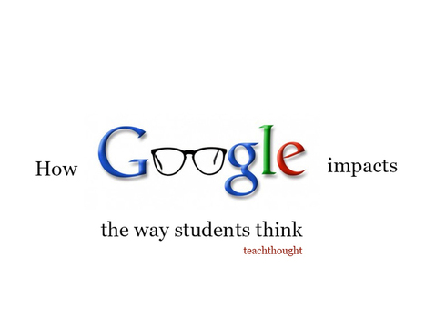 How Google Impacts The Way Students Think | School Librarians | Scoop.it