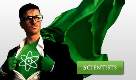Discover the World's Greatest Scientists - Superstars of Science | ScienceStuff | Scoop.it
