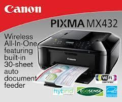 Sending from an MX432 / MX439 using a calling (credit) card | Support For Canon Printer | Scoop.it