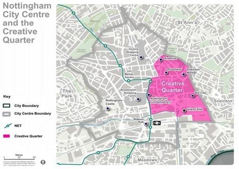 Our Nottingham Creative Quarter | Creative Quarter Nottingham | Scoop.it