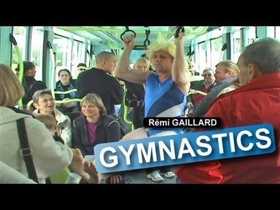 Gymnastics (Rémi GAILLARD)   Extra Income   Scoop.it
