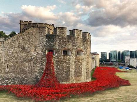 The Tower of London Remembers | Geography Education | Scoop.it