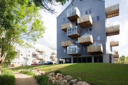 Pradenn Housing / Block Architectes | Lateral Thinking Knowledge | Scoop.it