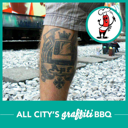 All City's Graffiti BBQ #19 | Rap , RNB , culture urbaine et buzz | Scoop.it