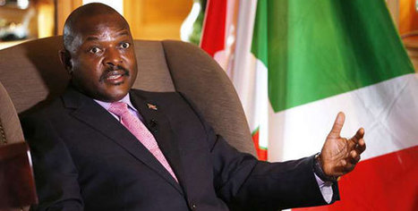 Burundi government says will not join peace talks | Trending in Uganda | Scoop.it