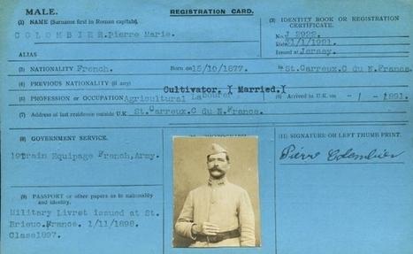 Généalogie. Un catalogue pour retrouver son ancêtre à Jersey | Nos Racines | Scoop.it