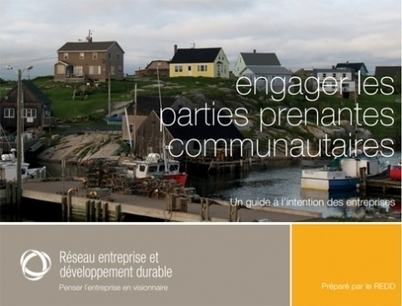 Un guide pour mobiliser les parties prenantes| Novae | RSE et business | Scoop.it
