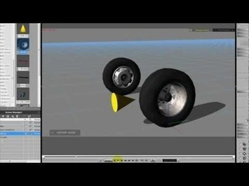 Cleatis Learns to Drive – iClone Steering wheel tutorial by SmallWStudio « Safegaard – Movie Theater | Machinimania | Scoop.it