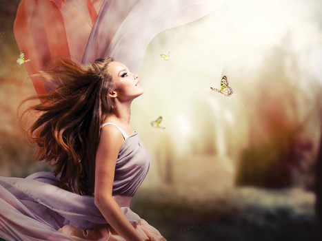 8 Powerful Exercises To Increase Your Feminine Energy | GODDESSES AND WITCHES | Scoop.it