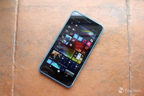 GLOBAL GIVEAWAY: Win a Microsoft Lumia 640 LTE + a massive 128GB SanDisk microSDXC card! - Neowin | Windows Phone - CompuSpace | Scoop.it