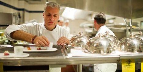 Eric Ripert: «J'étais terrifié à l'idée de décevoirRobuchon» | Gastronomie Française 2.0 | Scoop.it