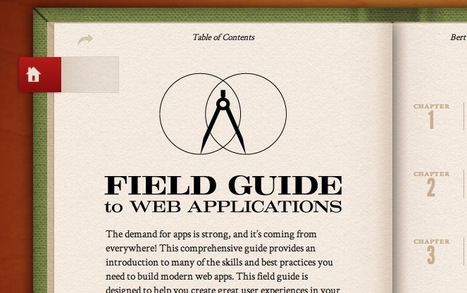 Web Apps Design Guide in HTML5 Sauce | Curation Revolution | Scoop.it