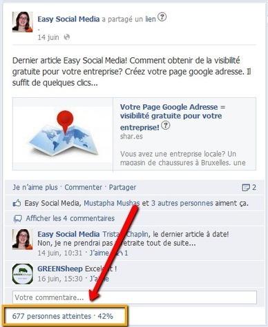 5 nouvelles fonctionnalités Facebook pour vous simplifier la vie | easy-socialmedia.com | Bien communiquer | Scoop.it