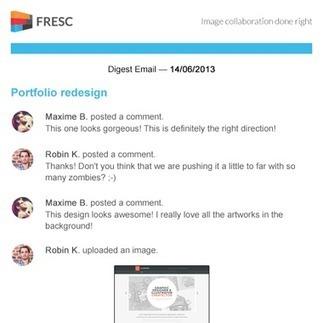 Fresc - Votre outil de gestion de projets visuels. | Startup | Scoop.it