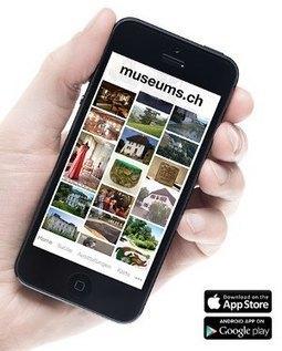 / Appli / Tous les musées suisses se présentent – Association des musées suisses / ICOM Suisse International Council of museums   Tourisme culturel news   Scoop.it