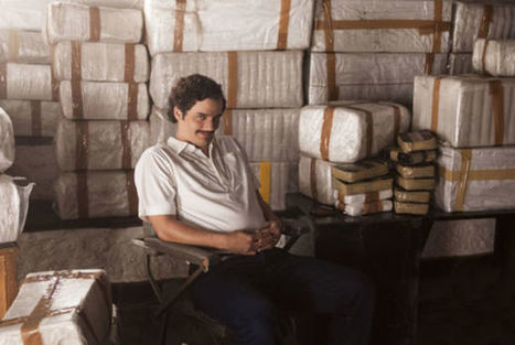 Netflix lance Narcos, sa série sur Pablo Escobar | (Media & Trend) | Scoop.it