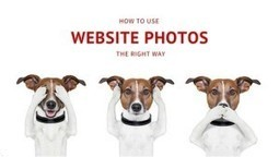 How to Use Website Photos & Graphics | Local Business Marketing | Scoop.it