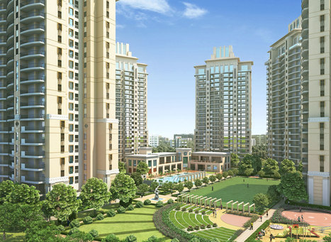 Residential Projects in Noida | 3 & 4 bhk Luxury Flats in Noida | ATS Greens : Flats in Noida | Scoop.it