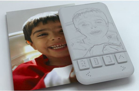 World's first smartphone for blind invented in India | Occupational Therapy Assistive Technology | Scoop.it