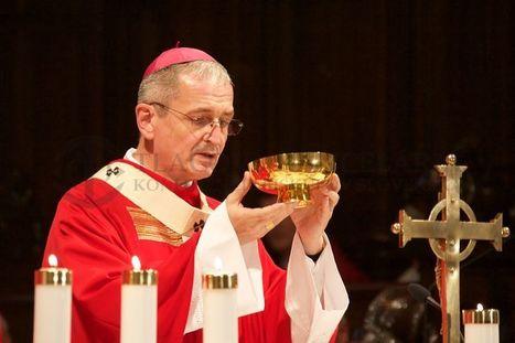 V bratislavskej katedrále ďakovali za pontifikát pápeža Františka | Správy Výveska | Scoop.it