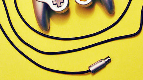 How Playing Video Games Can Make You a More Effective Employee | Writing, Research, Applied Thinking and Applied Theory: Solutions with Interesting Implications, Problem Solving, Teaching and Research driven solutions | Scoop.it