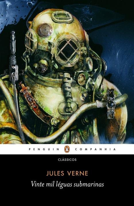 Cultivando a Leitura: Resenha - Vinte Mil Léguas Submarinas | Ficção científica literária | Scoop.it