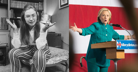 Hillary Clinton Has Been Riding the Wave of Women's Rights for Decades | Fabulous Feminism | Scoop.it