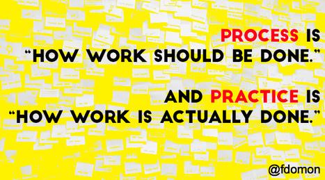 Pratique vs Process   PREDA - Le contenu que l'on retient   Scoop.it